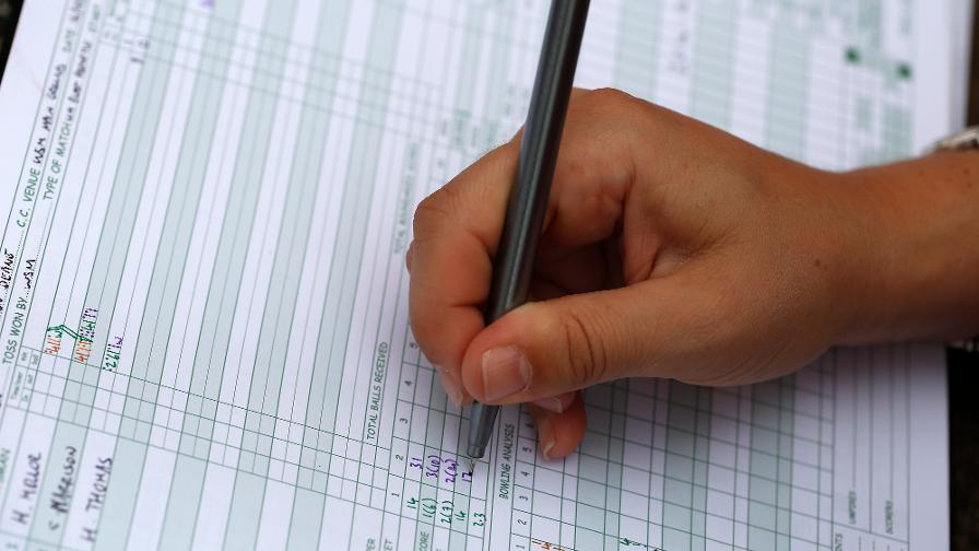 Scorers Count – cricket scorers courses