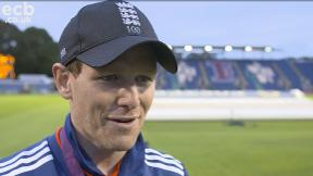 Eoin Morgan on England's 4-1 series win
