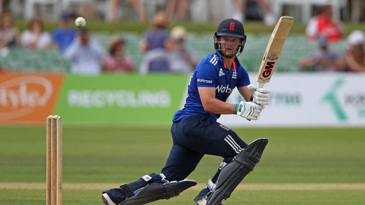 Ben Duckett scored 220 not out for England Lions this summer