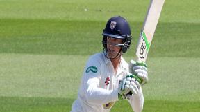 Keaton Jennings hits 201 not out v Surrey
