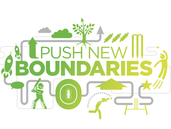 Push new boundaries