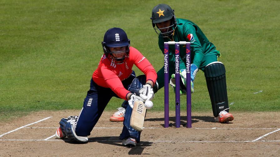England Women's Cricket Pathway restructured