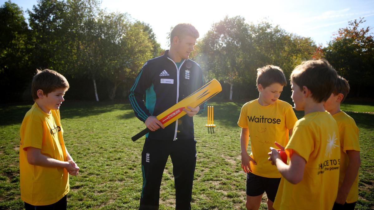 England players like Sam Billings can help inspire the next generation of cricket fans