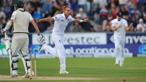 Relive Broad's Investec Ashes 2013 heroics at Durham