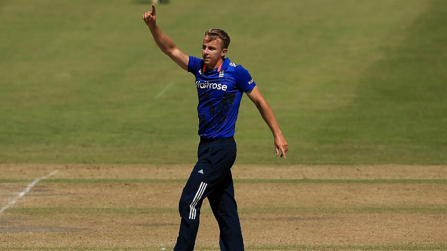 Curran inspires Lions to 100 run win over UAE