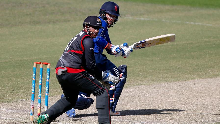 England Lions wrap up 3-0 series win over UAE