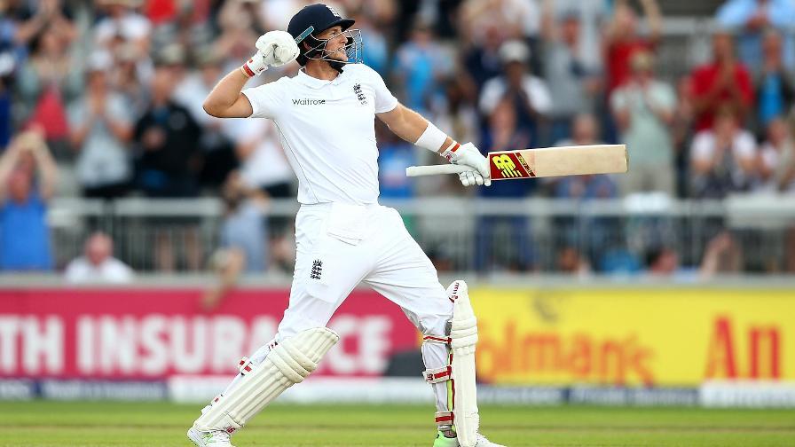 Joe Root named England Test captain