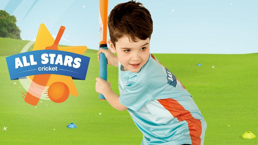 All Stars Cricket –introducing 50,000 children to our game