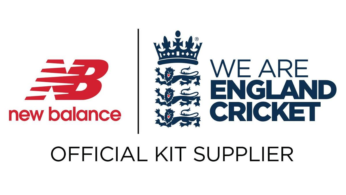 New Balance will supply match and training wear to all England teams