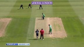 Powerplay highlights - Ireland 50-2