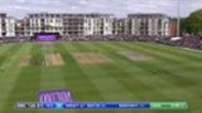England beat Ireland by seven wickets