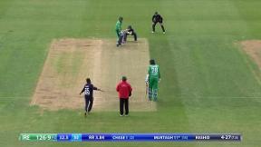 Rashid takes his 5th wicket