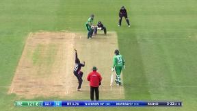 Wicket! Rashid gets his fourth