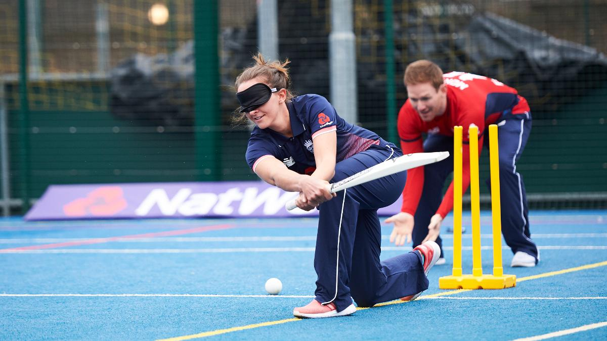 Lancashire Thunder and England's Kate Cross also tested her ability