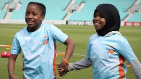 Jenni Falconer and Michael Vaughan find out what All Stars Cricket is all about