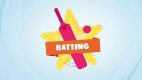 Week three - batting