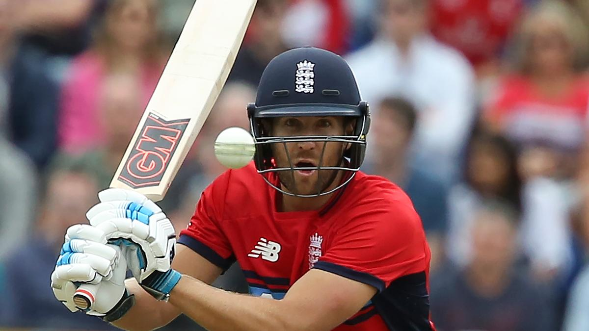 Dawid Malan scored 78 from 44 balls to make a dream England debut