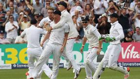 Stokes pulls off one of the all-time best Ashes catches