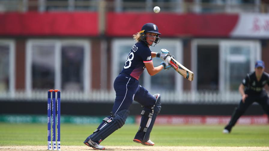 Winfield in line to return for England Women's clash with Sri Lanka
