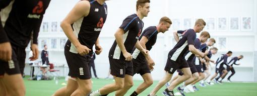 England group fitness