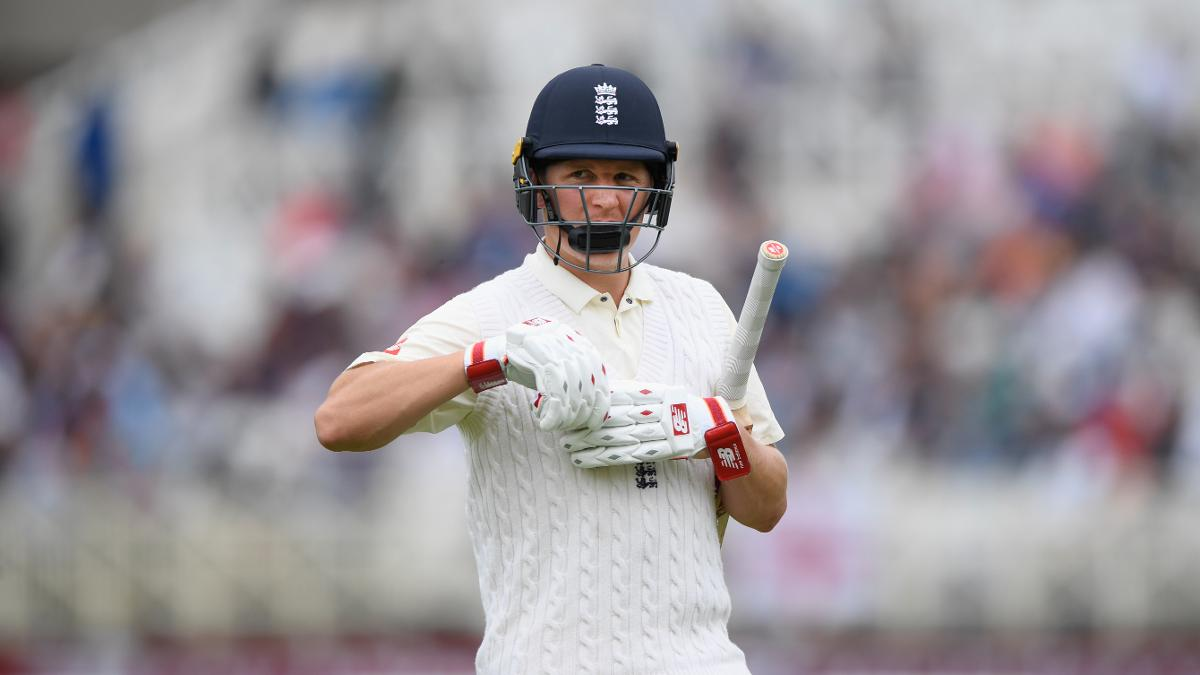 Gary Ballance fractured his finger during the second Test against South Africa at Trent Bridge