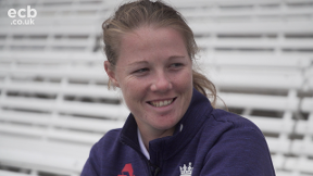 Anya Shrubsole on how she bowled England to World Cup glory