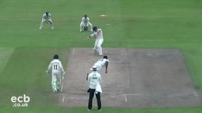 Highlights - Lancashire v Warwickshire Day 2