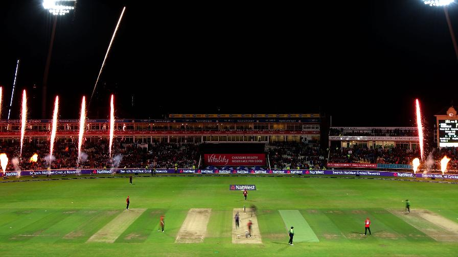 T20 Blast set for record-breaking climax