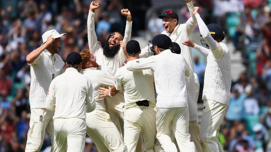England schedule for 2018 confirmed