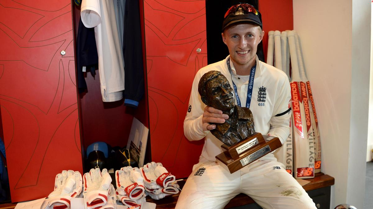 Joe Root will lead England in seven Tests next summer