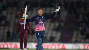 Highlights - Bairstow inspires England to nine wicket victory