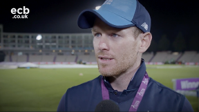 Morgan: England performance reflected team spirit
