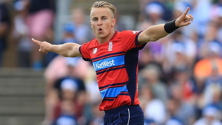 Tom Curran thrilled with call-up to England's Ashes squad