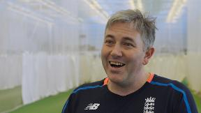 New role as England fast bowling coach is a dream - Chris Silverwood