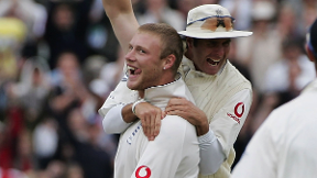 As they happened: Flintoff's greatest Ashes moments