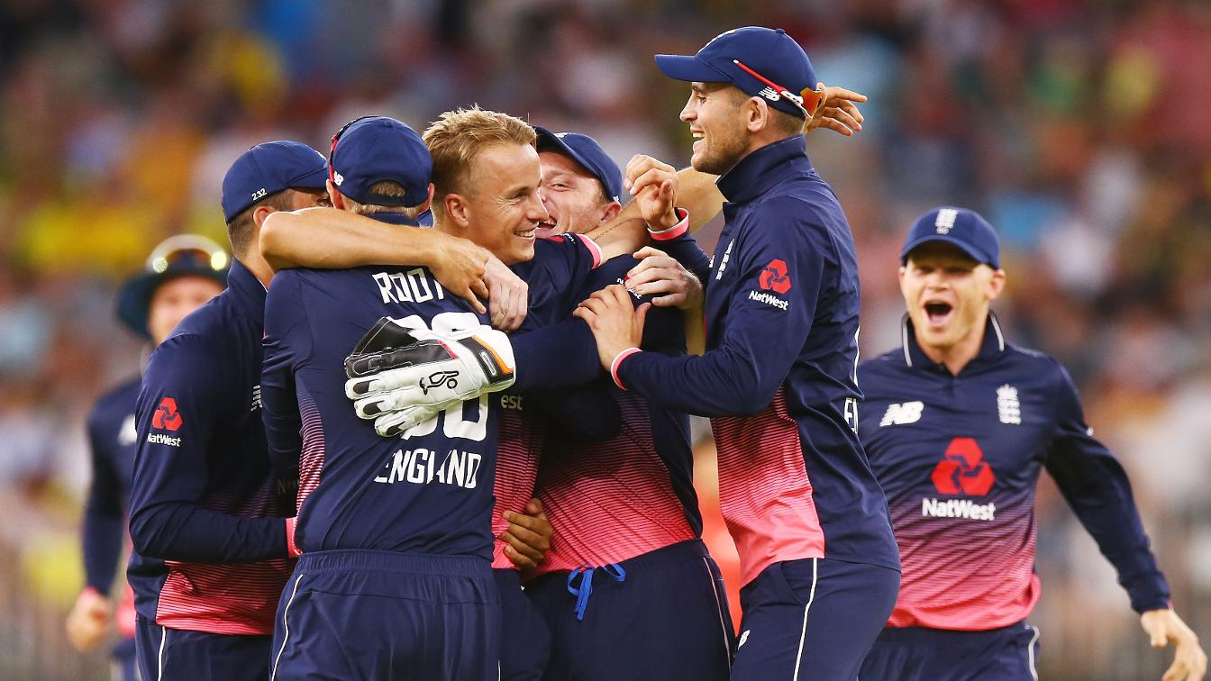 THAT WINNING FEELIN' - England complete a 4-1 series win, fighting back to claim the last match in Perth