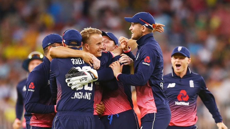 England's ODI series win in numbers