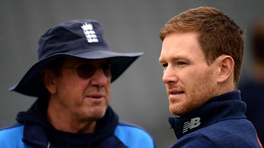 England name squad for New Zealand ODIs