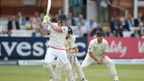 From the archive - Ben Stokes hits record breaking ton against New Zealand