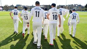 What does the first game of the cricket season mean to you?