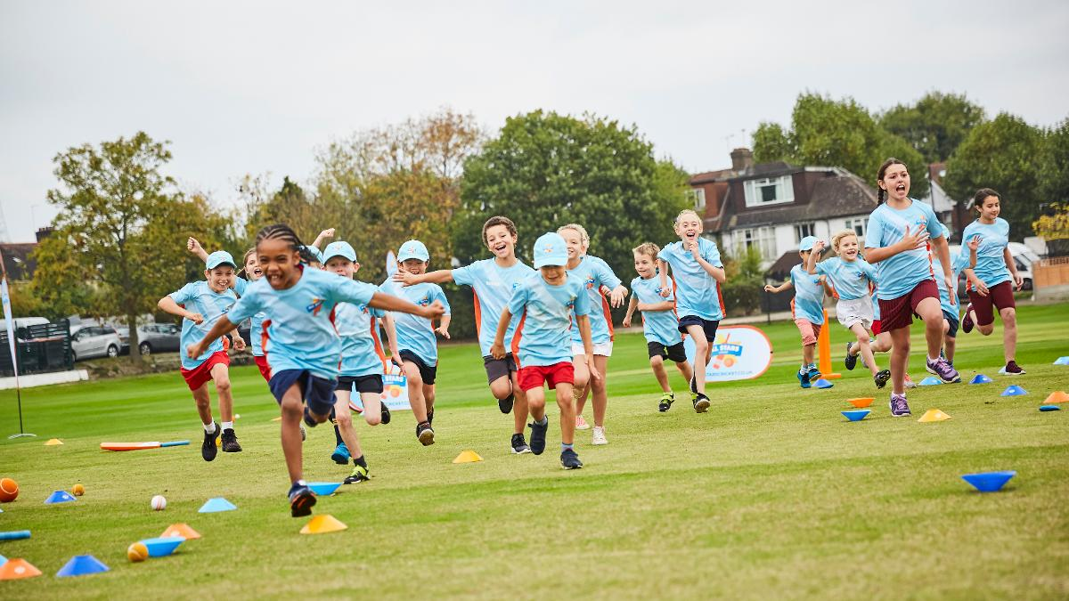 Your child can expect plenty of fun games and challenges at their All Stars Cricket sessions