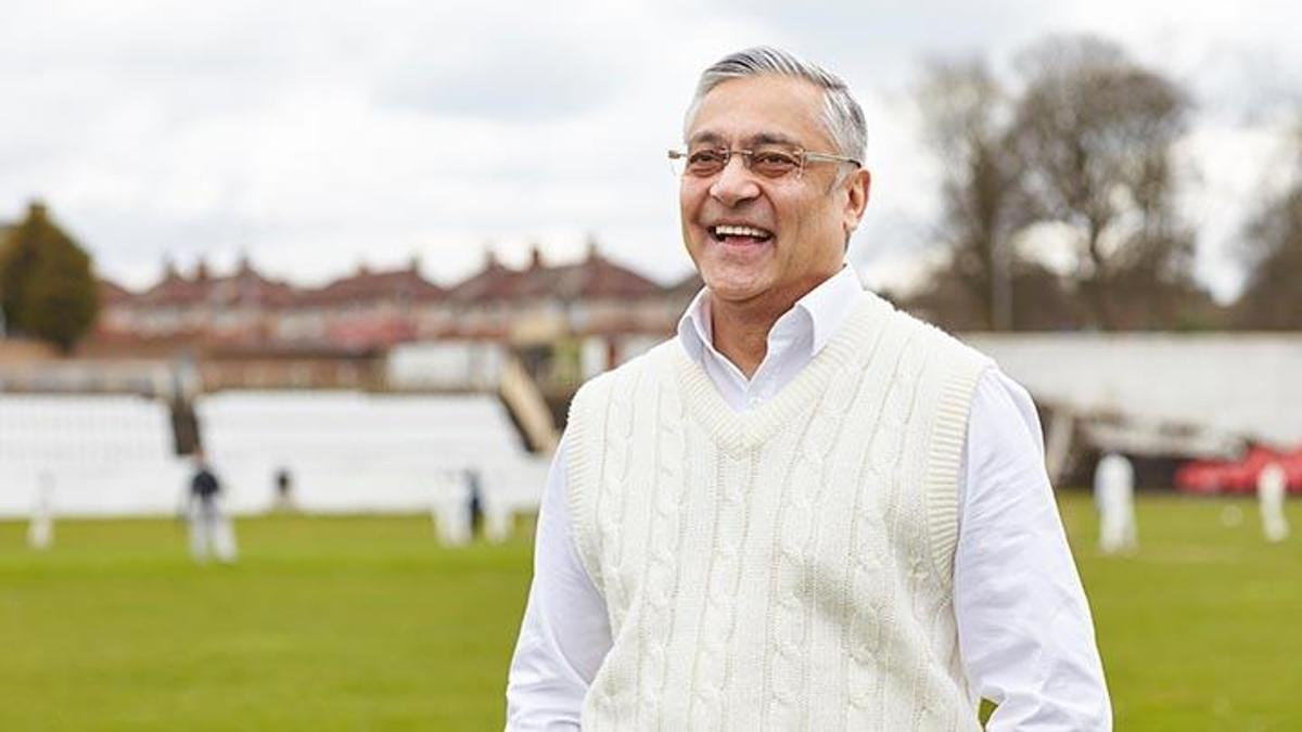 Lord Patel believes there is plenty of untapped potential in the UK