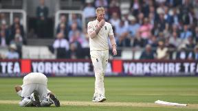 Highlights - England toil as Pakistan take control