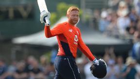 Jonny Bairstow smashes England's third fastest hundred