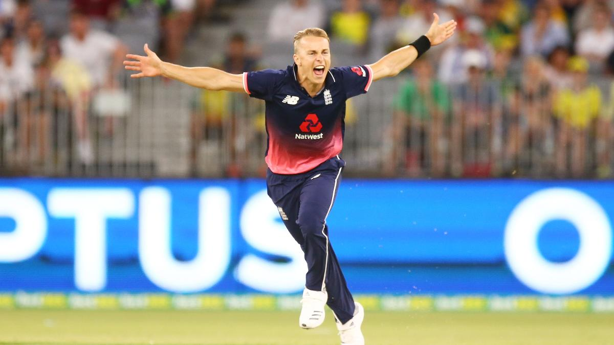 Tom Curran took 5-35 during England's 4-1 series win over Australia in 2018