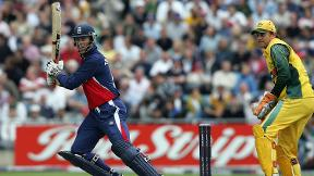 From the archive - Marcus Trescothick century sees Australia thrashed