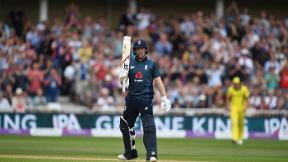Eoin Morgan scores England's fastest ODI half-century