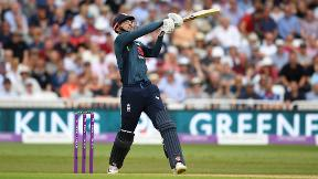 Watch all 21 sixes from England's world record 481
