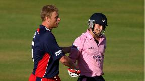 Freddie Flintoff v Dawid Malan | Highlights | Blasts From The Past Episode 3
