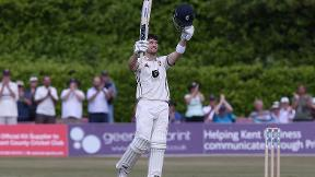 Dickson and Denly star with dazzling batting display